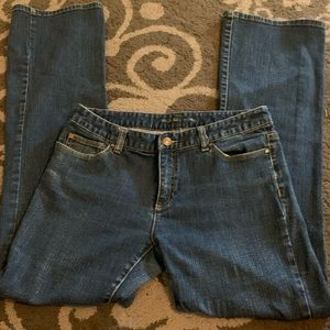 Michael Kors flare jeans size 8